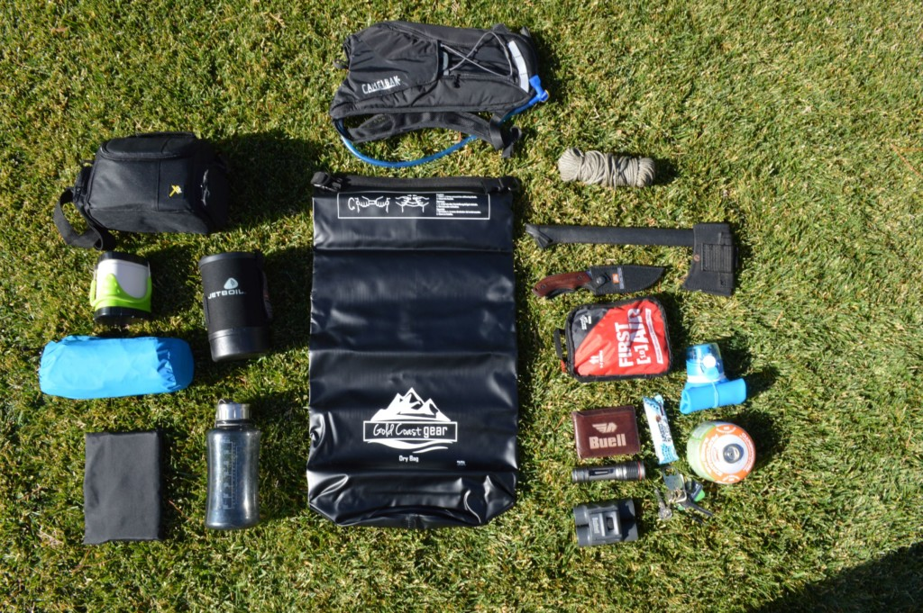 Core Mountaineering dry bags