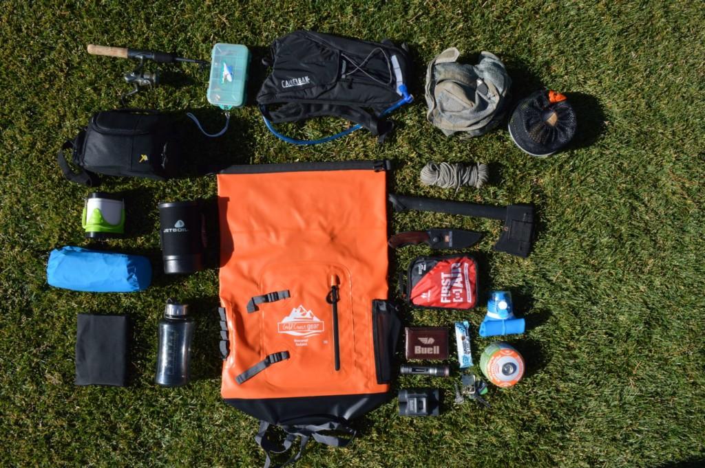 30 liter dry bag backpack size