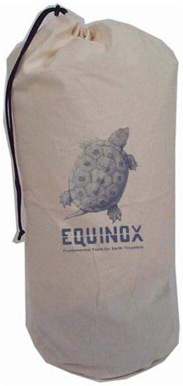 Storage bag for a sleeping bag