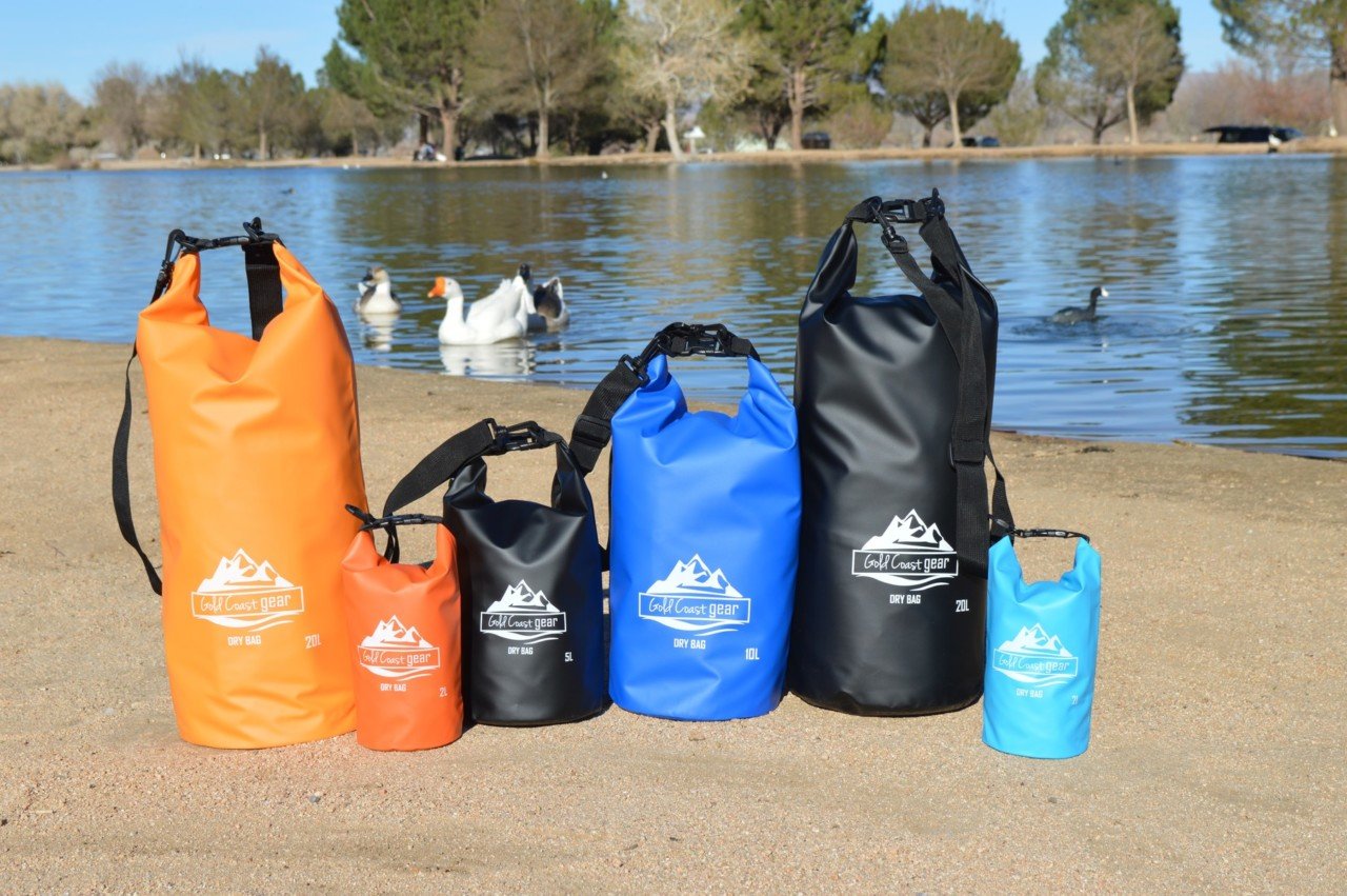 Dry bags colors