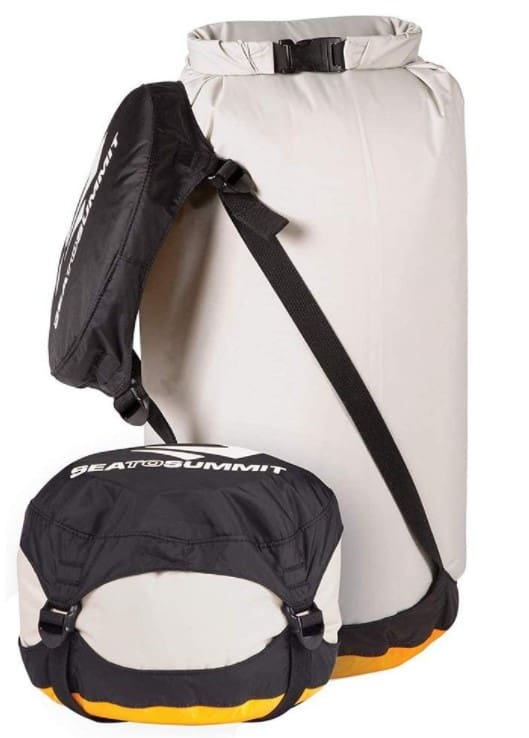 Sea to summit camping bag