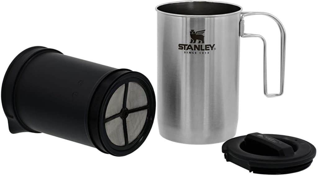 stanley french press camping coffee maker