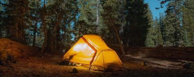 how to choose your first tent