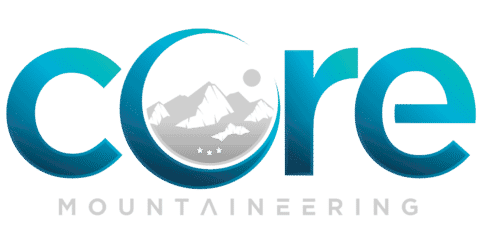 Core Mountaineering logo
