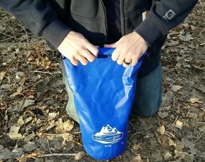 use a dry bag with bear bag