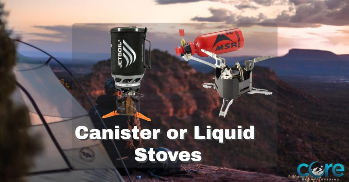 Fuel Types for Camping & Hiking Complete Beginners Guide