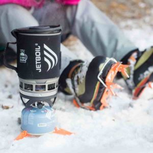 Jetboil camping fuel
