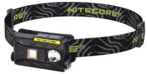 Nitecore NU25 360 Lumen Triple Output