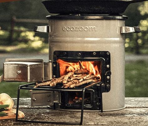 EcoZoom Versa Camping Stove