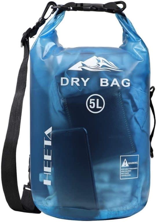 HEETA dry bags 5l