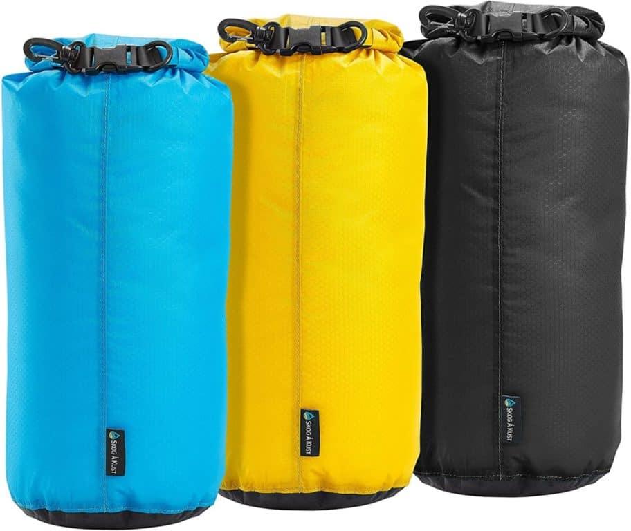 Skog Å Kust LiteSåk 2.0 Waterproof Ultralight Dry Bags