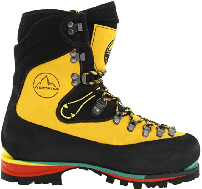 mountaineering hiking boots