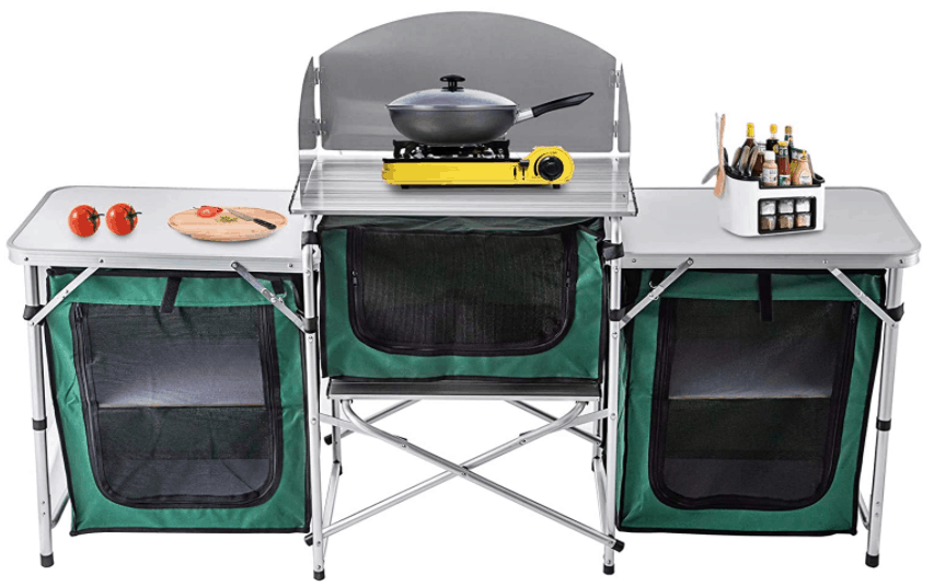 VBENLEM Camping Outdoor Kitchen