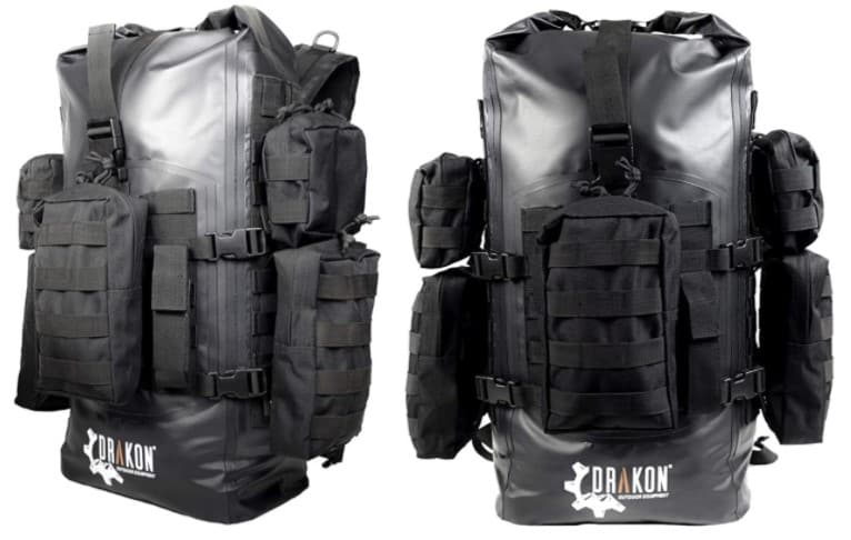 Best waterproof Survival Backpack