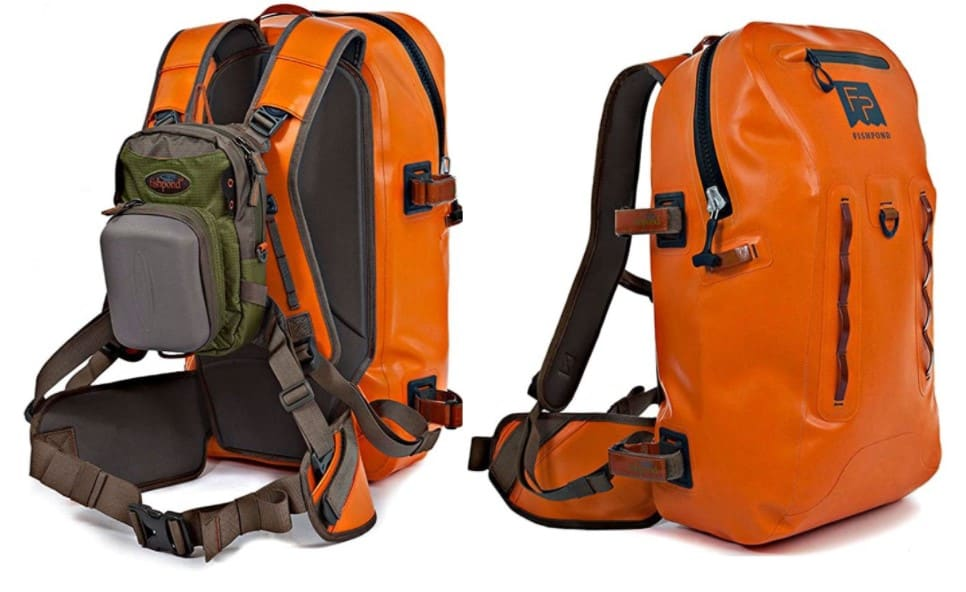 waterproof fishing backpack