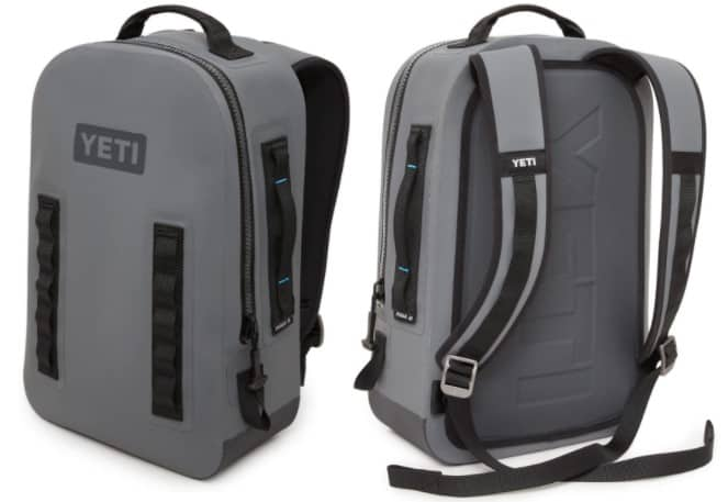 YETI waterproof backpack