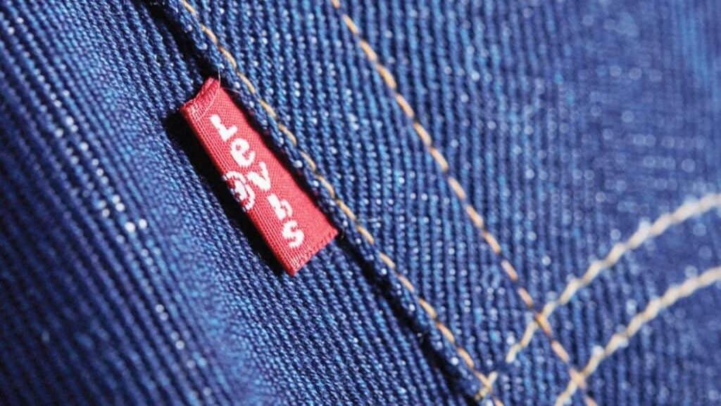 Heavy jean fabric