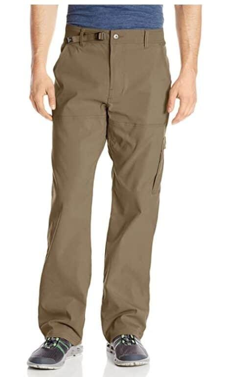 Nylon hiking pants