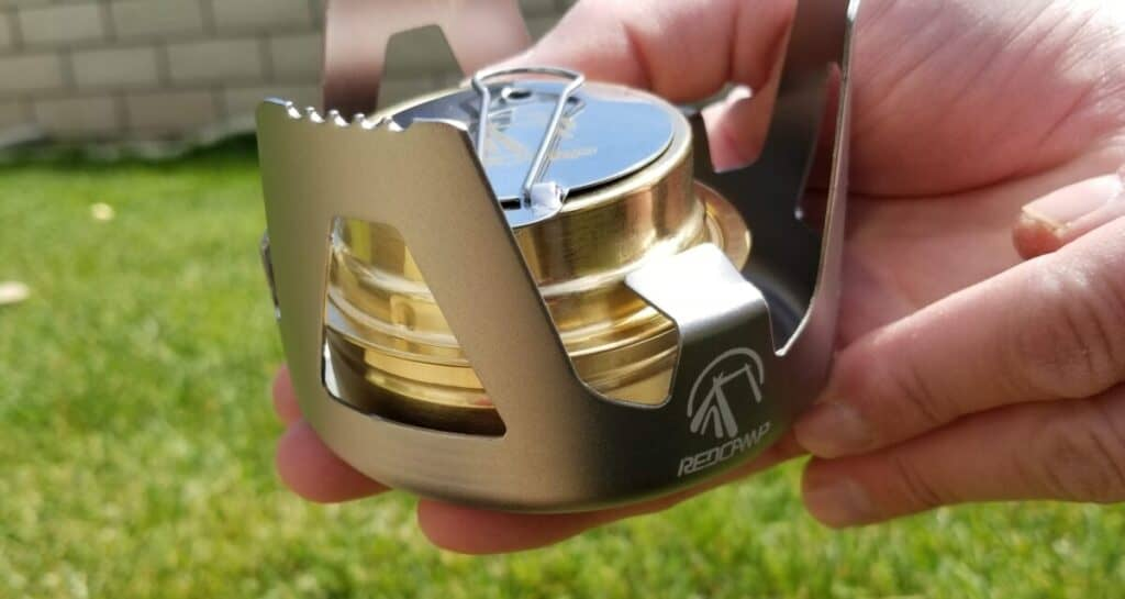 REDCAMP Alcohol Stove